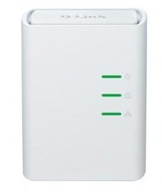 Router D-Link DHP-308AV Powerline RJ45 port ROZBALENÉ