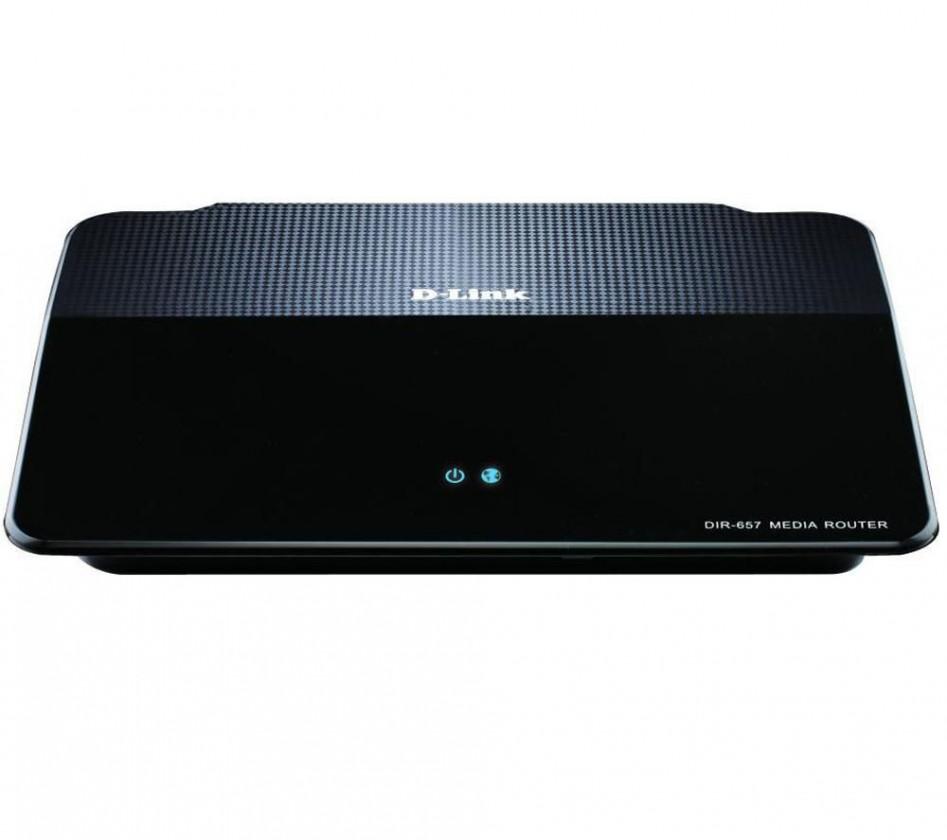 Router D-Link DIR-657/ E WiFi Router 300mbps/4 Port Gigabit/USB/SD slot