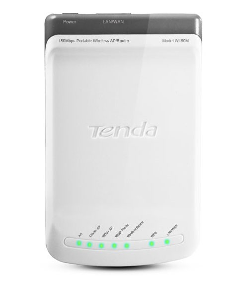 Router  Tenda W150M Wireless-N Portable AP/Router