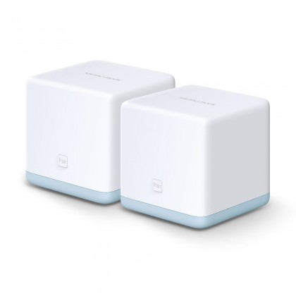 Router WiFi mesh Mercusys Halo S12, 2-pack