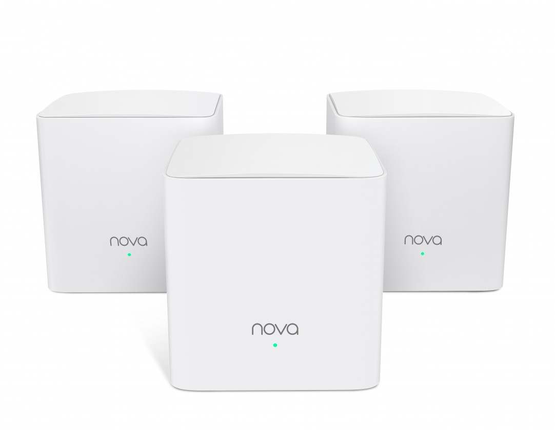 Router WiFi mesh Tenda Nova MW5s, 3-pack