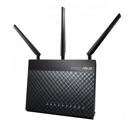 Router WiFi router ASUS DSL-AC68U, VDSL, AC1900
