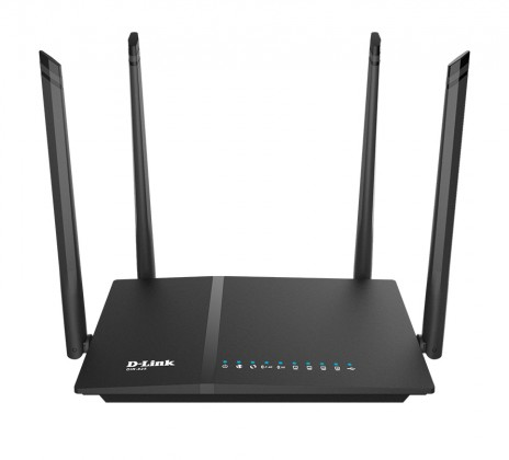 Router WiFi router D-Link DIR-825, AC1200