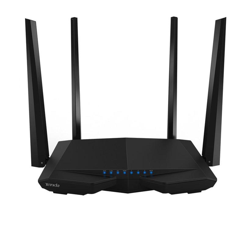 Router WiFi router Tenda AC6, AC1200