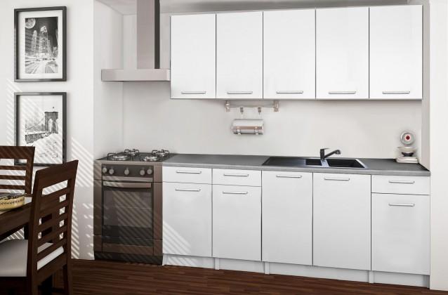 Rovná Basic - kuchynský blok B 200 cm