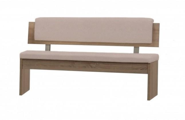 Rovný ANIZ - rovná lavica s operadlom