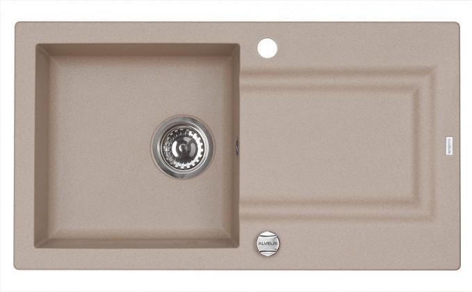Rovný Falcon 30 - Drez (granit, beige 55)