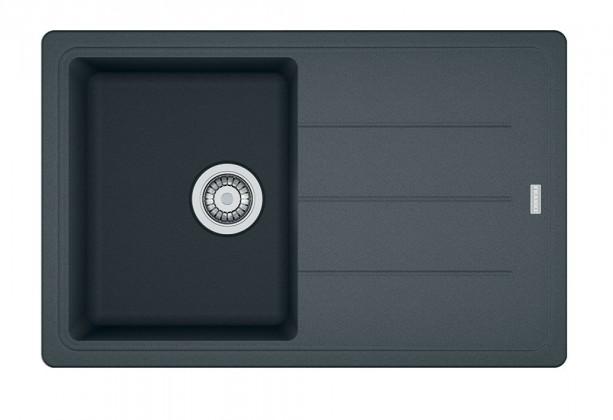 Rovný Franke - drez Fragranit BFG 611-78, 780x500 (grafit)