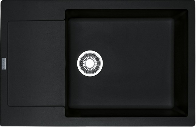 Rovný Franke - drez Fragranit MRG 611-78 BB, 780x500 (ónyx)