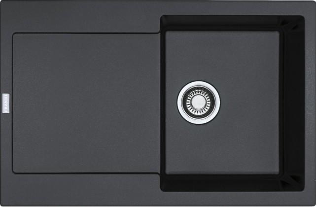 Rovný Franke - drez Fragranit MRG 611, 780x500 (ónyx)