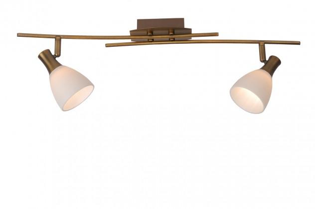 Rox - stropné osvetlenie, 28W, 2xG9 (bronzová)