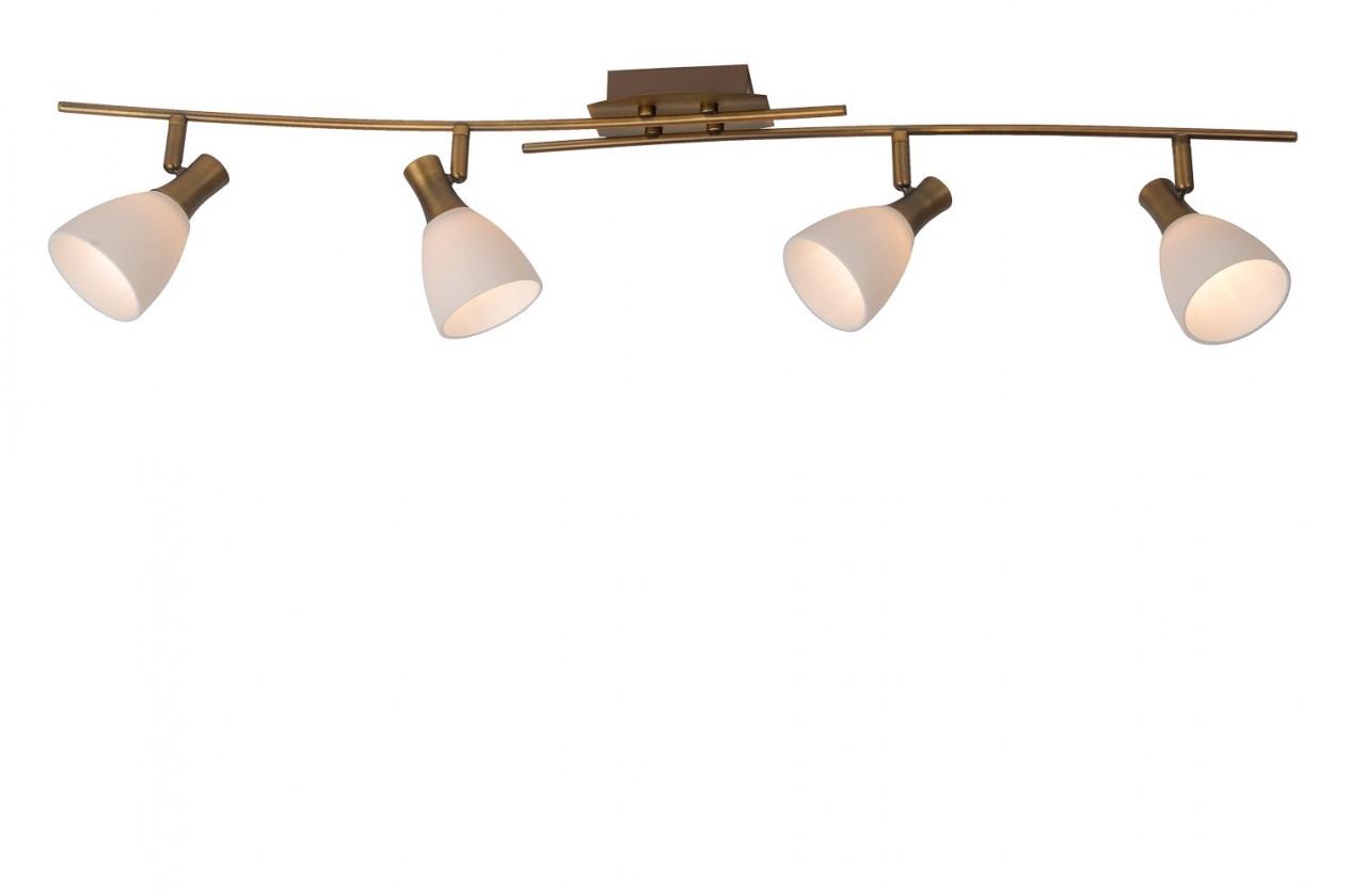 Rox - stropné osvetlenie, 28W, 4xG9 (bronzová)