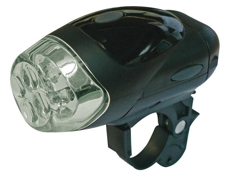 Ručné svietidlá Cyklo LED svietilna na bicykel predná Seguro XC-754 P3908