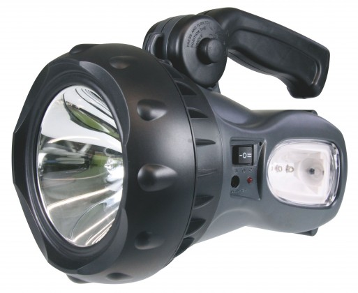 Ručné svietidlá  Emos nabíjecí svítilna halogenová P2925