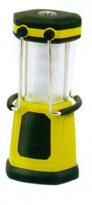 Ručné svietidlá LED svítilna (S-3516) Campingová 3xAA vodotěsná