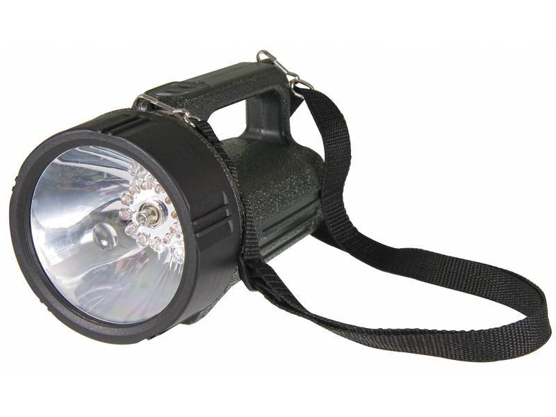 Ručné svietidlá Nabíjacie svietidlo halogénové + 12x LED 3810 EXPERT