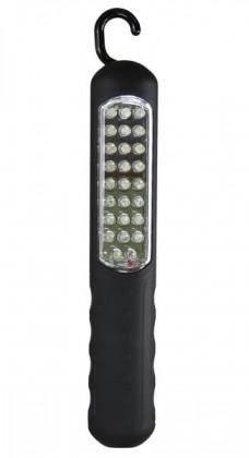 Ručné svietidlá Nabíjacie svietidlo LED SSD-6605, 26 LED