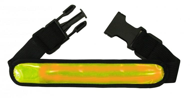 Ručné svietidlá Reflexný pás - prezka