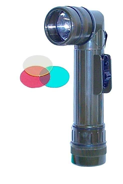 Ručné svietidlá  Svítilna S352K