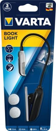Ručné svietidlá Svítilna Varta LED BOOK LIGHT