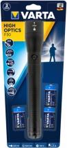 Ručné svietidlo Varta Flashlight Led High Optics 18812, 3xC