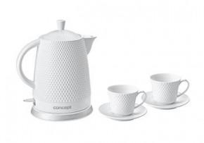 Rýchlovarná kanvica Concept RK0040, keramika, 1,5l NEKOMPLETNÉ P