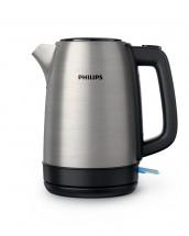 Rýchlovarná kanvica Philips HD935091, nerez, 1,7l