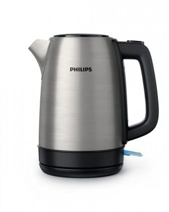 Rýchlovarná kanvica Rýchlovarná kanvica Philips HD935091, nerez, 1,7l