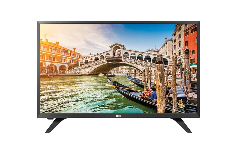 "S TV tunerom Monitor / Televízor LG 24 ""LCD, LED, 5 ms, DVB-T2, 24TK420V"