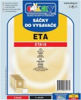 Sáčky do vysávača ETA18 10ks