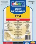 Sáčky do vysávača ETA2 10ks