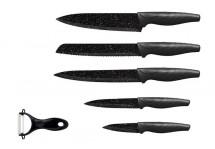 Sada nožov Toro 263886, 5 ks + škrabka