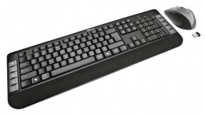 Sada Tecla Wireless Multimedia Keyboard & Mouse