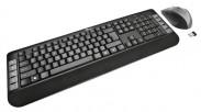 Sada Tecla Wireless Multimedia Keyboard & Mouse