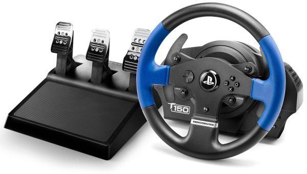 Sada volantu a pedálov Thrustmaster T150 PRO (PC, PS4)