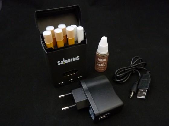 Salubrius E-cigarete
