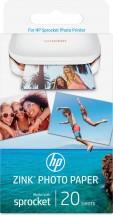 Samolepiace fotopapier HP ZINK Sprocket W4Z13A
