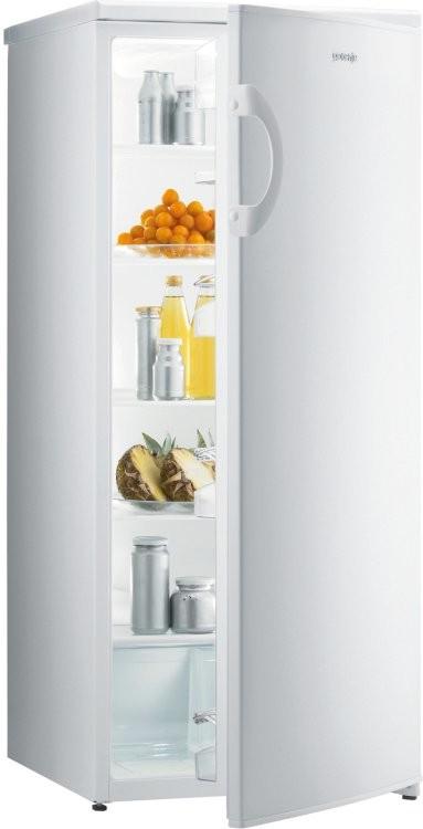 Samostatná chladnička Jednodverová chladnička Gorenje R 4131 AW