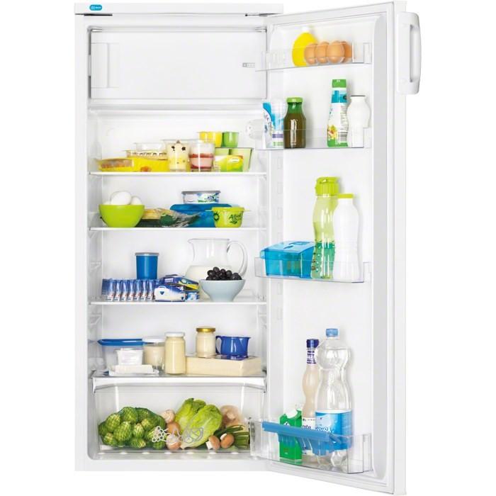 Samostatná chladnička Jednodverová chladnička Zanussi ZRA 22800 WA