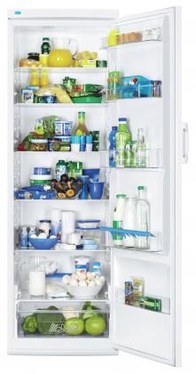 Samostatná chladnička Jednodverová chladnička Zanussi ZRA 40100 WA