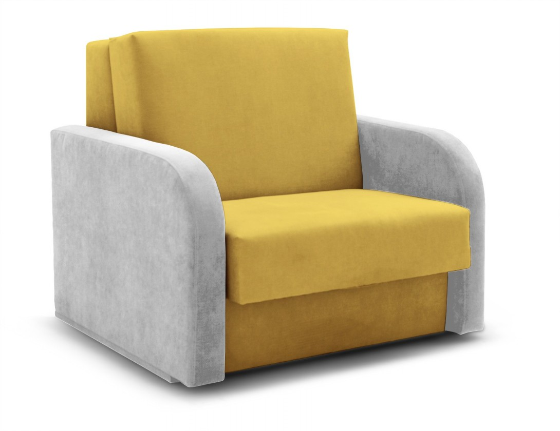 Samostatné kreslo Clip - Kreslo (sedák - orinoco 40)