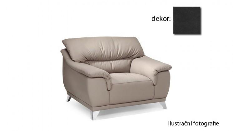 Samostatné kreslo Dunja - kreslo (new lucca - lava P717, sk. E1)