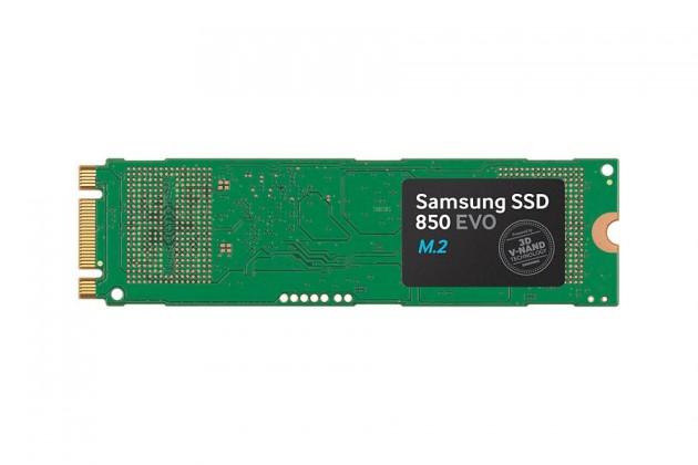 Samsung 850 EVO M.2 500GB, SATA, MZ-N5E500BW
