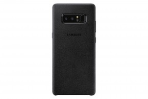 Samsung Alcantara Cover pro NOTE 8 Black