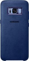 Samsung Alcantara Cover pro S8 (G950) Blue