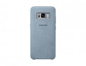 Samsung Alcantara Cover pro S8 (G950) Mint