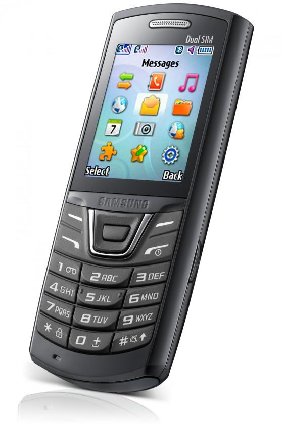 Samsung E2152, čierny