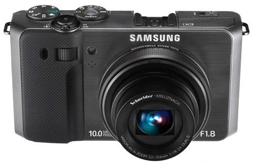 Samsung EC-EX1, čierny