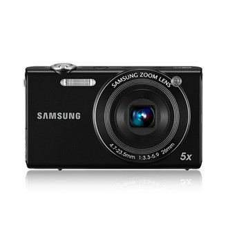 Samsung EC-SH100, čierny