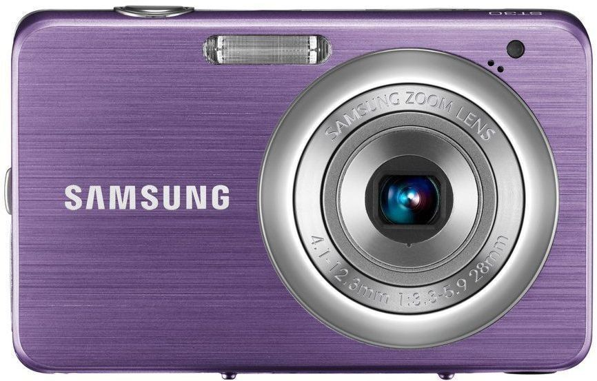 Samsung EC-ST30, fialový